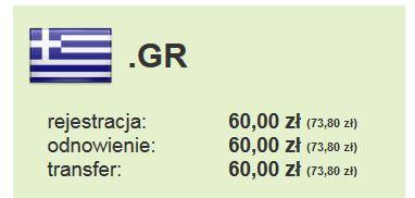 domeny .gr ceny