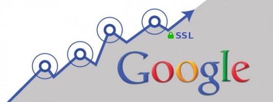 Certyfikat SSL ma wpływ na ranking SEO