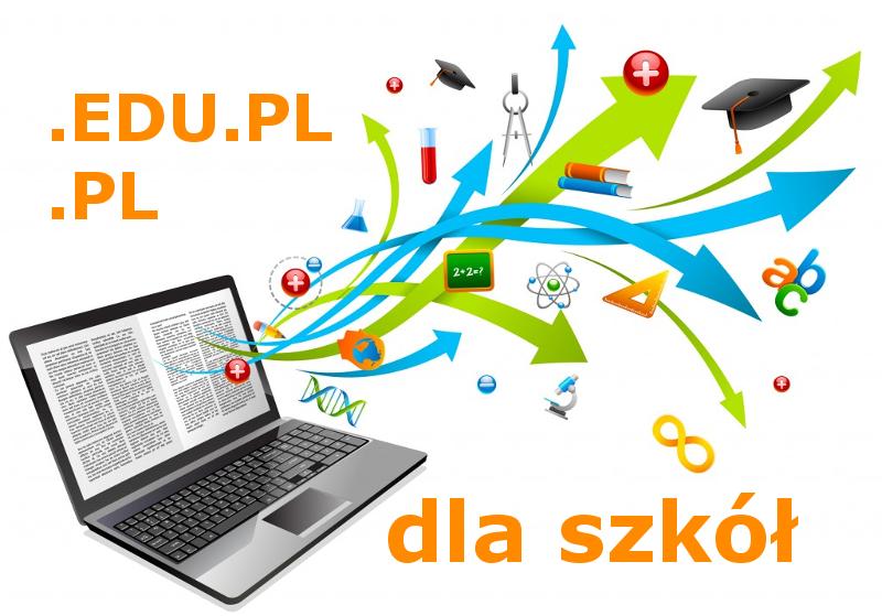 domena edukacyjna dla szkoly